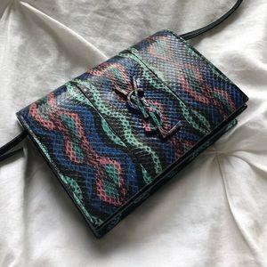 YSL Kate Toy Monogram Wallet Crossbody Bag